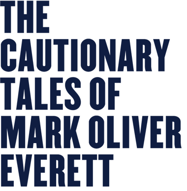 Eels Official Band Website The Cautionary Tales Of Mark Oliver Everett