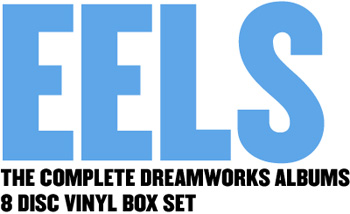 Eels Official Band Website Dreamworks 8 Disc Vinyl Box Set Lp Reissues